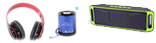 Безжични слушалки и Портативни колонки