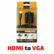 HDMI to VGA + Audio, 0.2 метра